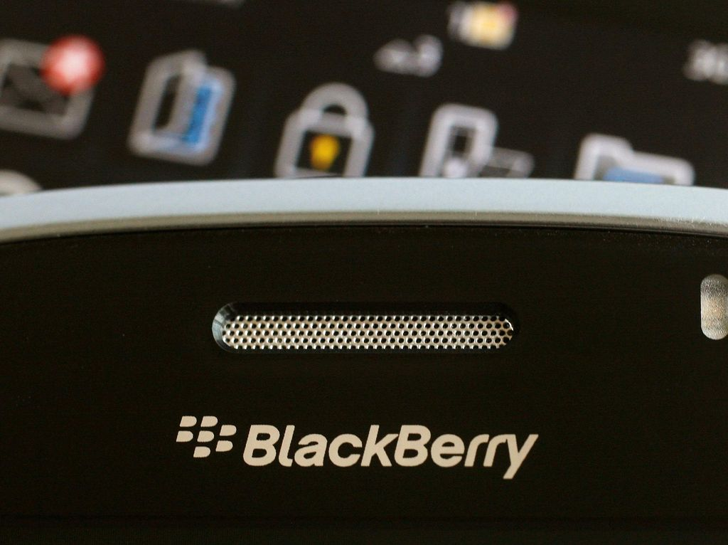 Ponsel Terbaru BlackBerry Punya Nama Kode Monet