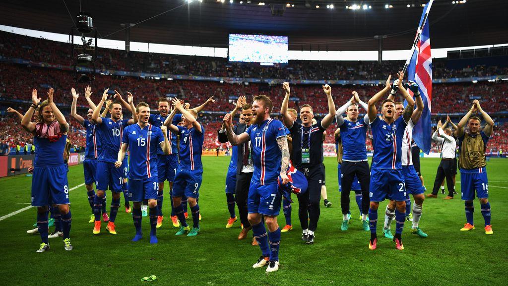 Menyedihkan, Islandia Gagal ke FIFA 17 Karena Bayaran Murah