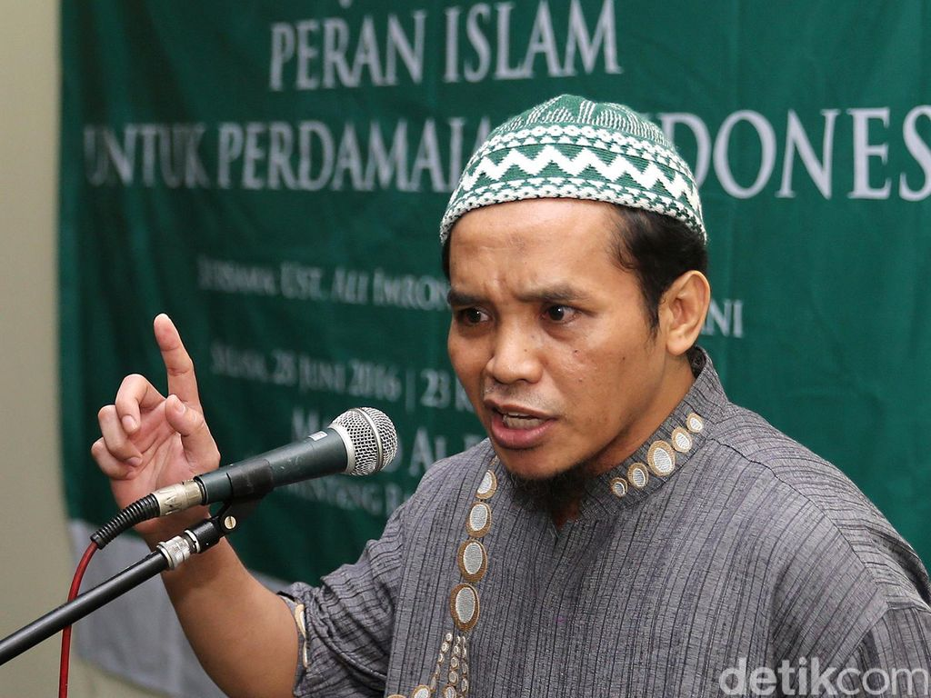 Ali Imron Beberkan Beda Aksi Teror Dulu dan Kini