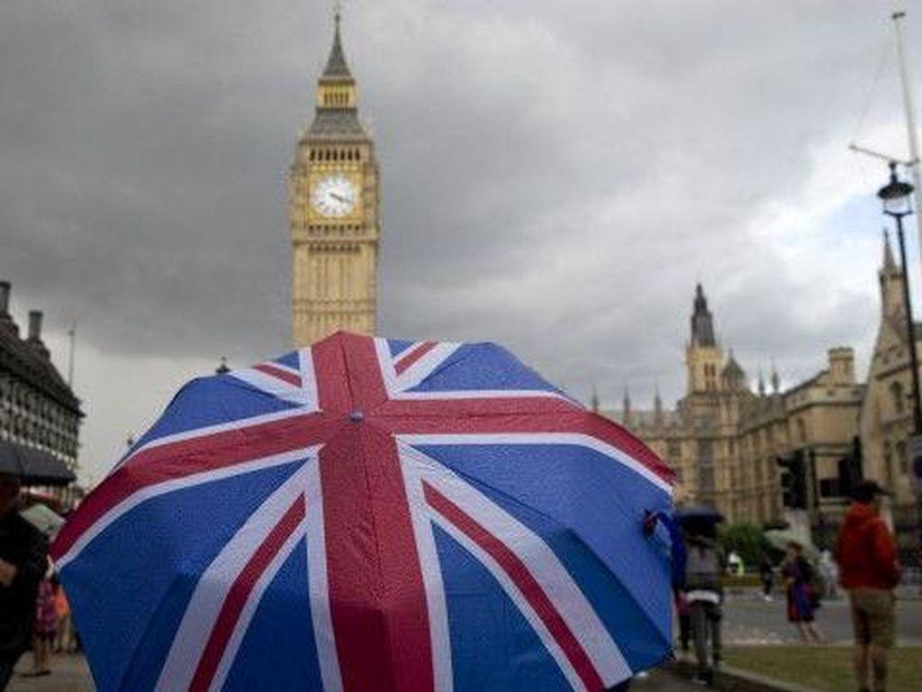 Parlemen Inggris Setujui RUU Pelaksanaan Proses Brexit