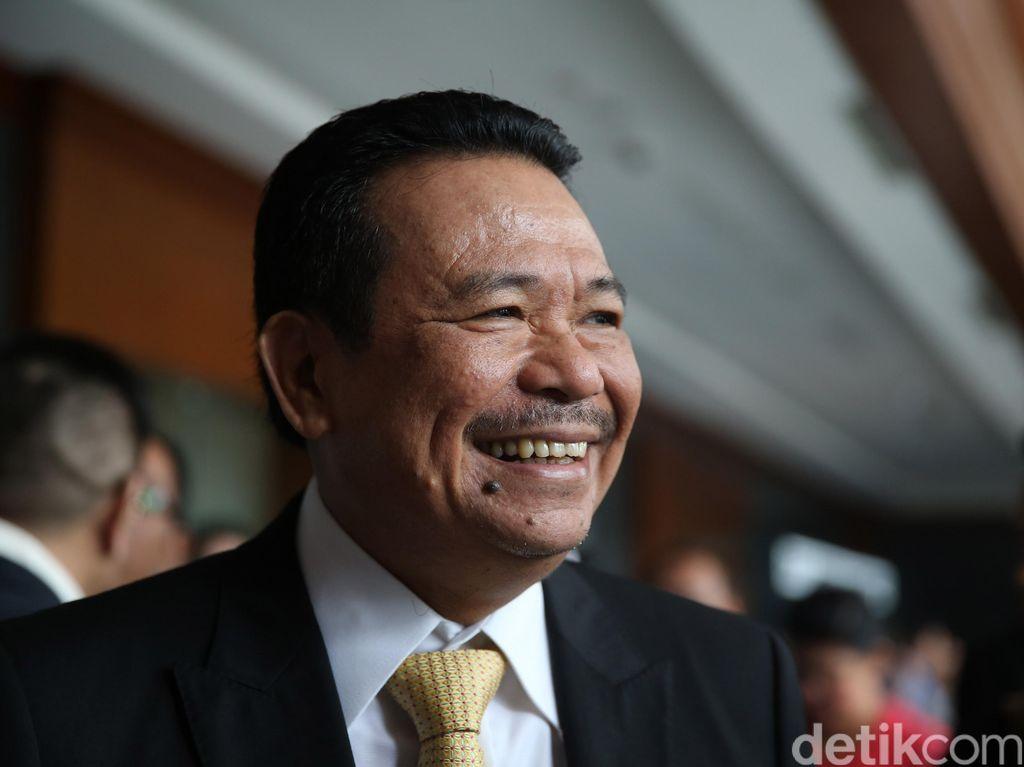 Otto Hasibuan Tak Gabung Tim Kuasa Hukum Prabowo-Sandi