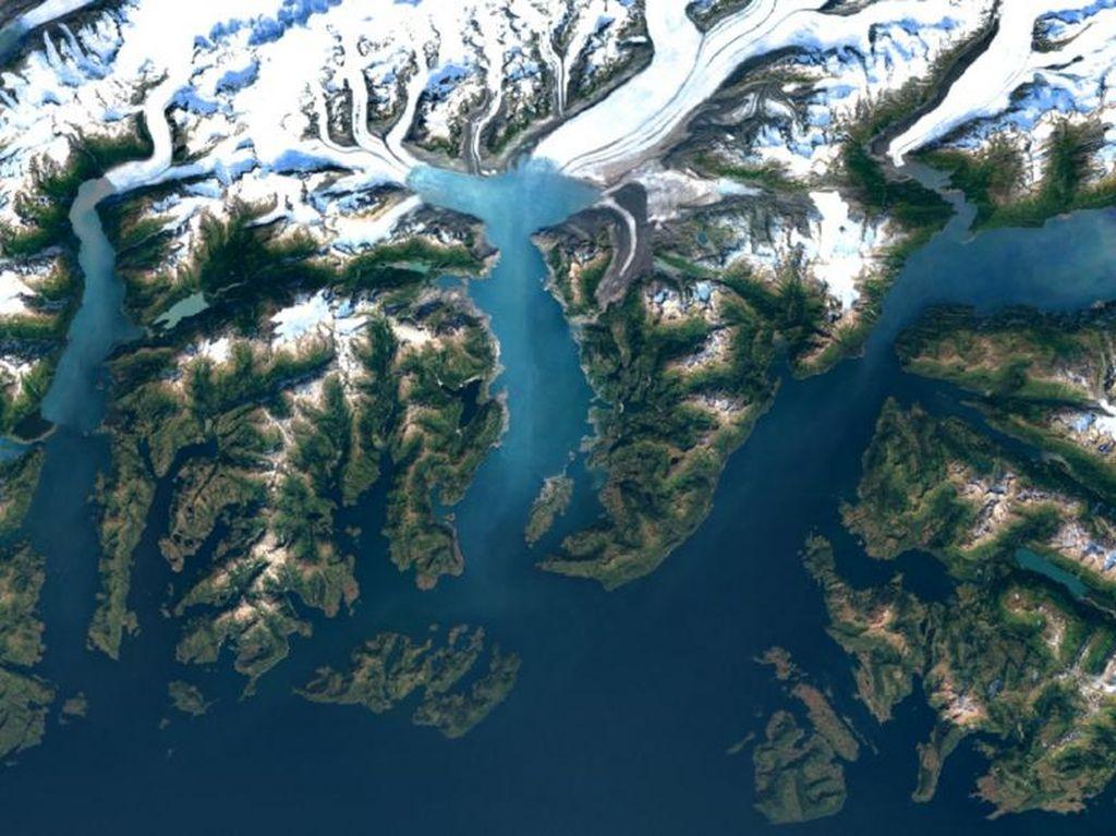 Google Permak Tampilan Bumi