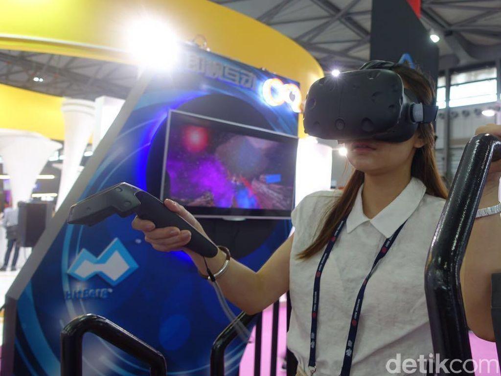 HTC Gelar Konsorsium Virtual Reality
