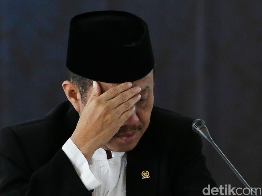 Pimpinan KY Didesak Mundur, Aidul: Kesalahan Saya di Mana?