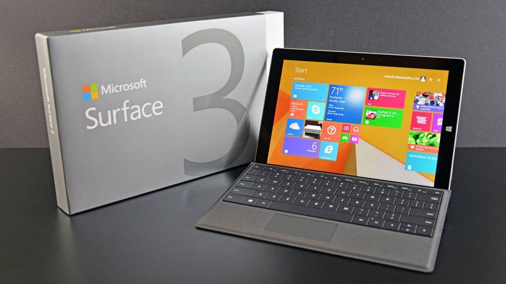 Laptop dan Tablet Microsoft Surface Dituding Cepat Rusak