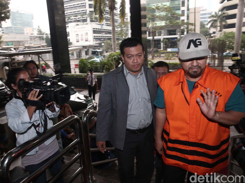 Kakak Saiful Jamil Diperiksa KPK