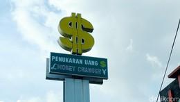 Dolar AS Melemah ke Rp 13.380