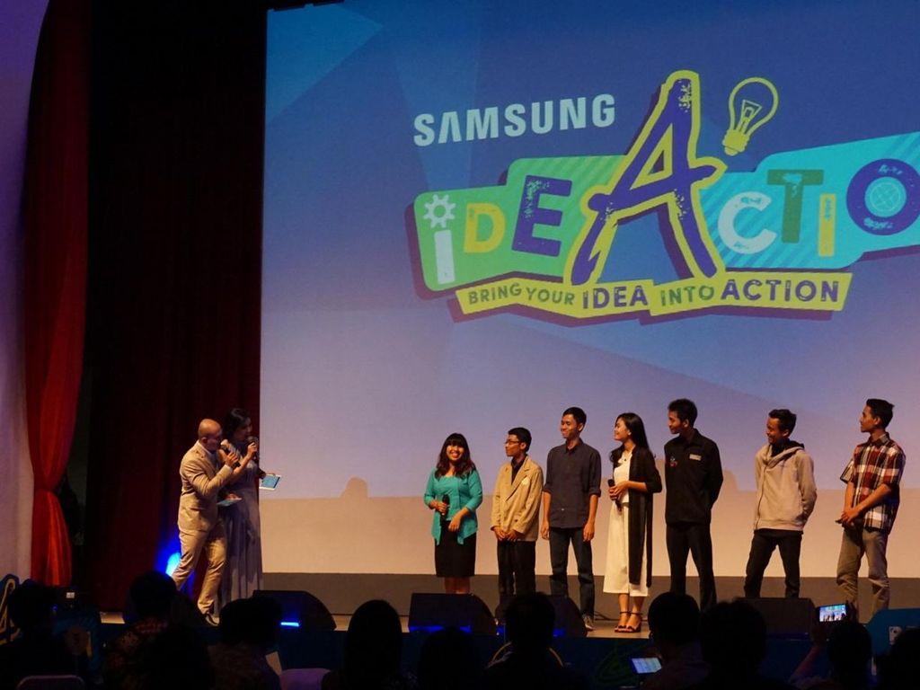 7 Karya Inovatif Bersaing di Samsung IdeAction