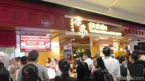 XXL Crispy Chicken Kini Bisa Dinikmati di Grand Indonesia