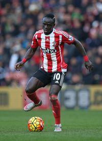 Sadio Mane saat masih berseragam Southampton