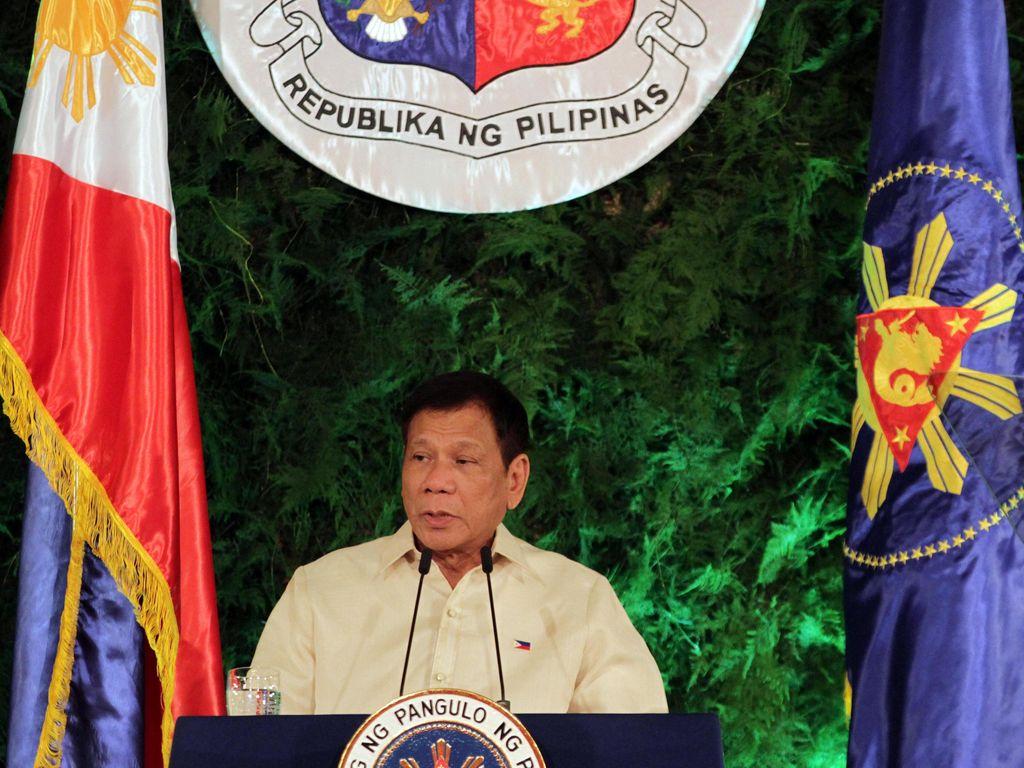 Namanya Mau Diganti Duterte, Ini Data Perdagangan Filipina dan RI