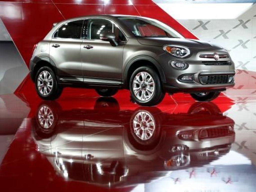 Fiat Dituduh Terlibat Skandal Emisi