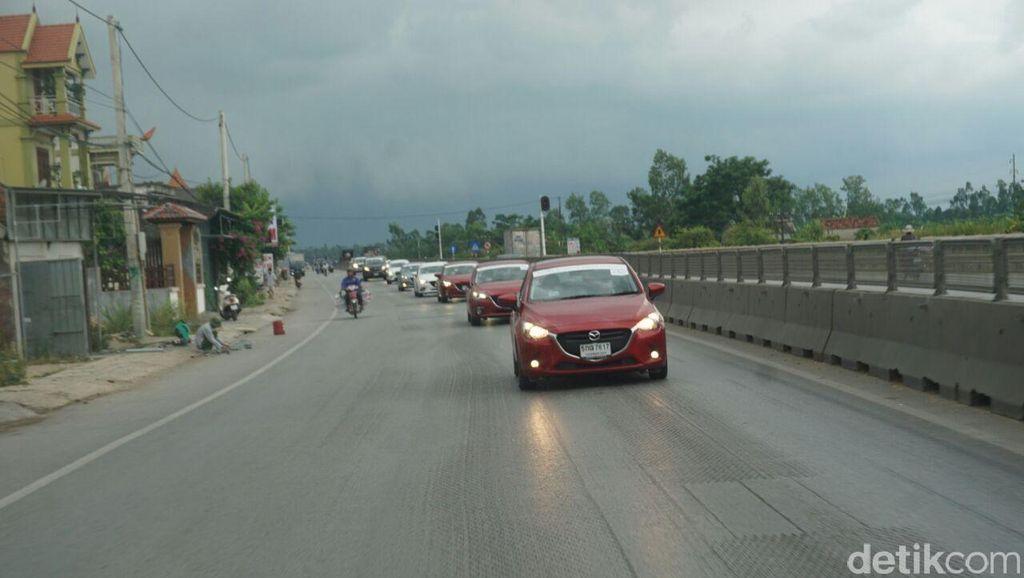 Sensasi Mengendarai Mazda di 3 Negara ASEAN