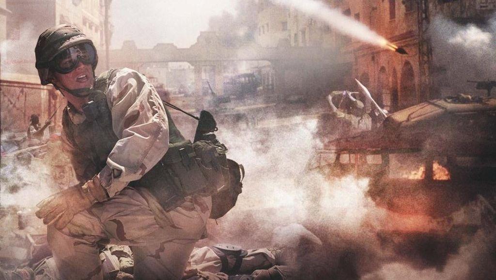 Film Pemenang Oscar Black Hawk Down Tayang di Trans TV Malam Ini