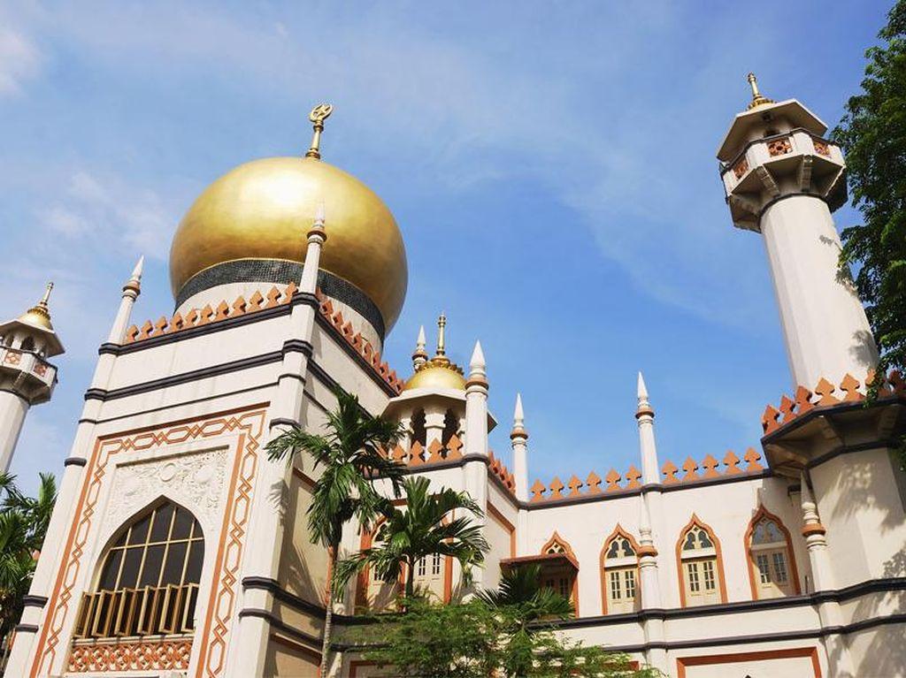 Tak Cuma Milenial, Singapura Juga Incar Muslim Traveler