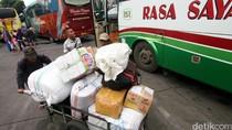 Kemenhub: Pemudik Bus AKAP Turun 12,25%, Pindah Moda dan Mudik Gratis