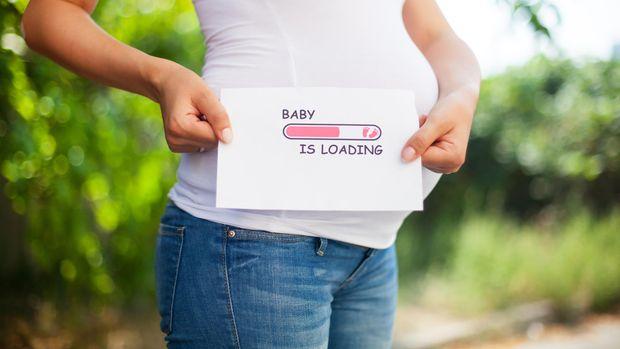 Ilustrasi hamil lagi setelah melahirkan