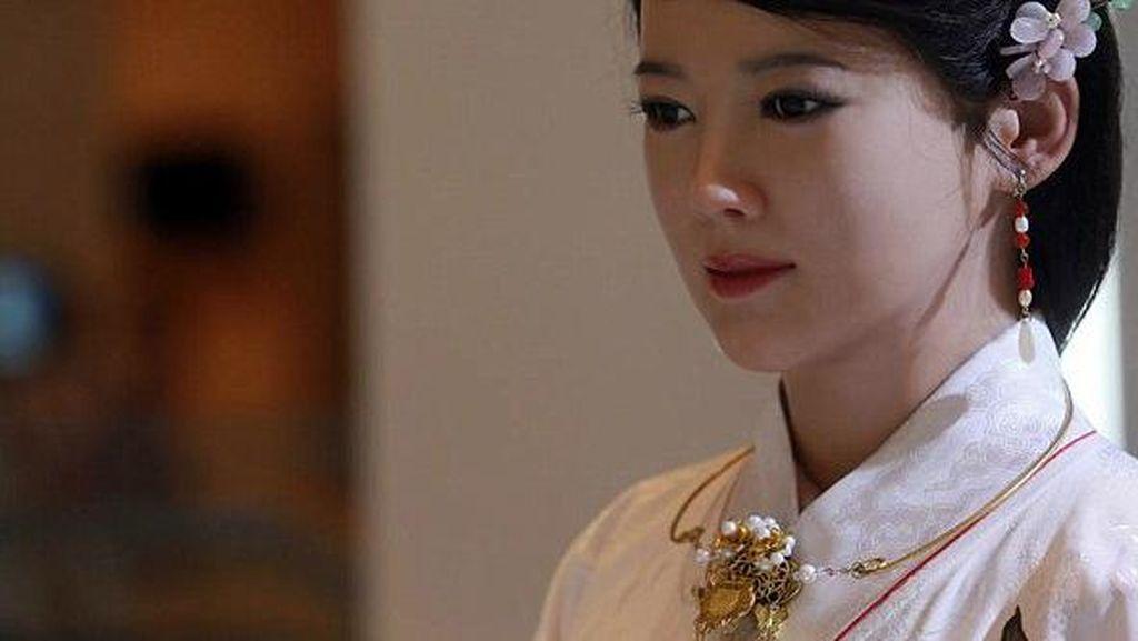 Deretan Robot Cantik dari Sophia sampai Jia Jia