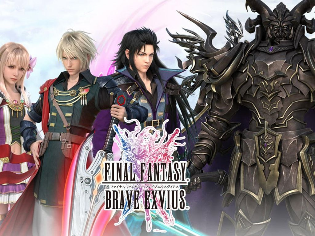 Final Fantasy Brave Exvius Tiba di Indonesia