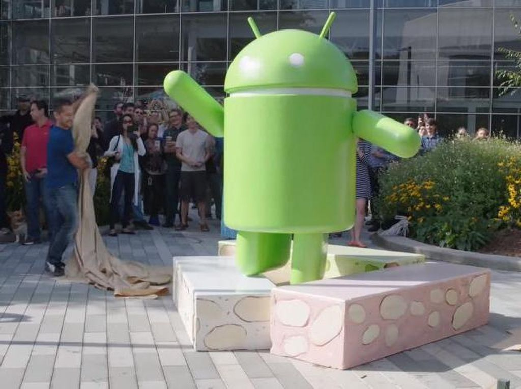 Fitur Ini Bikin Android Q Jadi Rasa iOS?