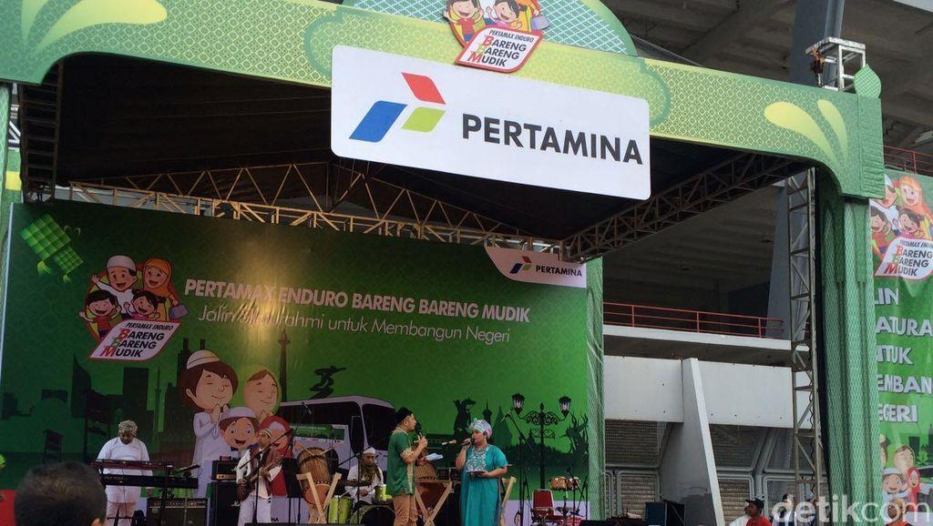 Pertamina Berangkatkan 4.900 Pemudik ke 33 Kota di Indonesia