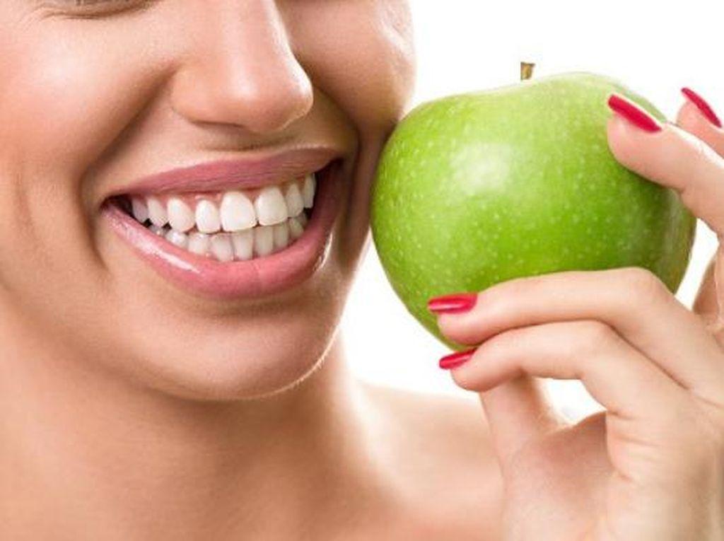 Gigi Putih dan Sehat Berkat Konsumsi Brokoli dan Jeruk (1)