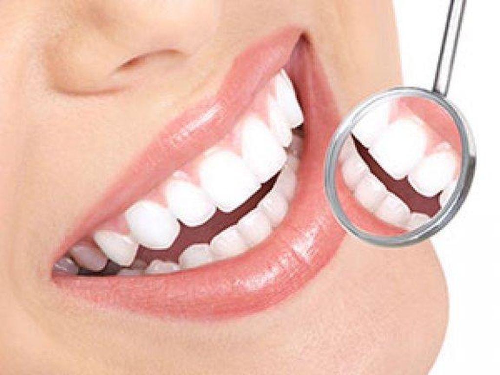Gigi Putih dan Sehat Berkat Konsumsi Brokoli dan Jeruk (2)