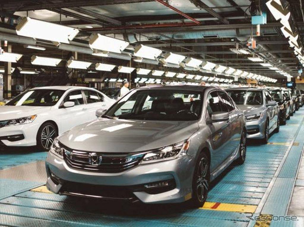 Honda Tidak Akan Produksi Sedan di Dalam Negeri