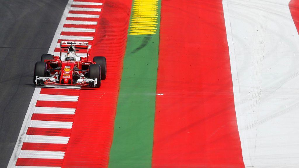 Gantian Vettel Tercepat, Hamilton Kedua