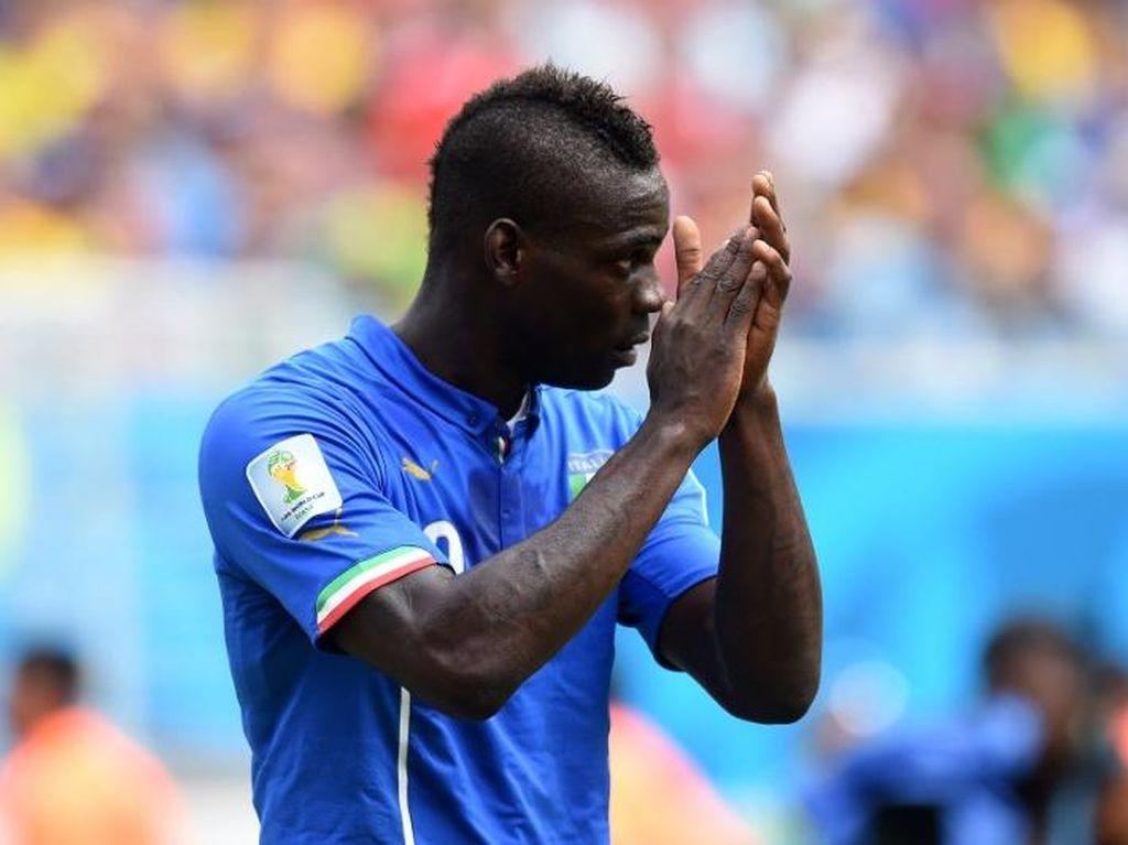 Balotelli Siap Kapanpun Dipanggil ke Timnas Italia