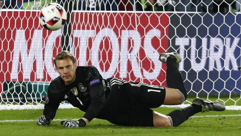 Cedera, Neuer Absen Lawan Inggris dan Azerbaijan