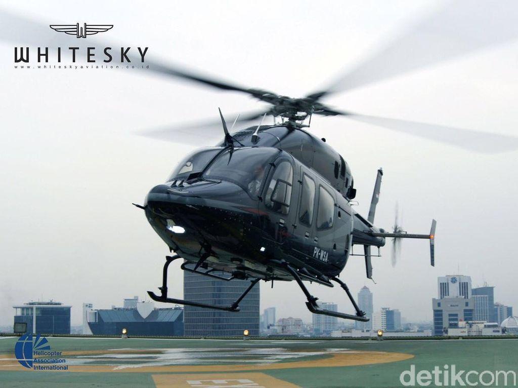 Bisa Tampung 20 Helikopter, Apa Saja Fasilitas di Heliport Pertama RI?