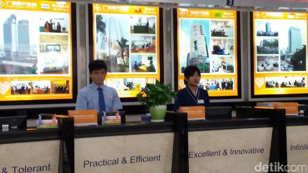 Mengintip Fasilitas Serba Lengkap di Modern Cancer Hospital Guangzhou