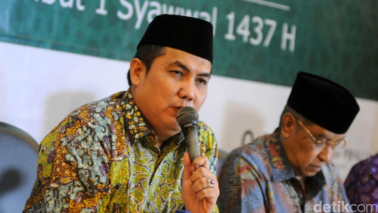 PBNU Protes Keras Sikap Ahok ke Kiai Maruf Amin