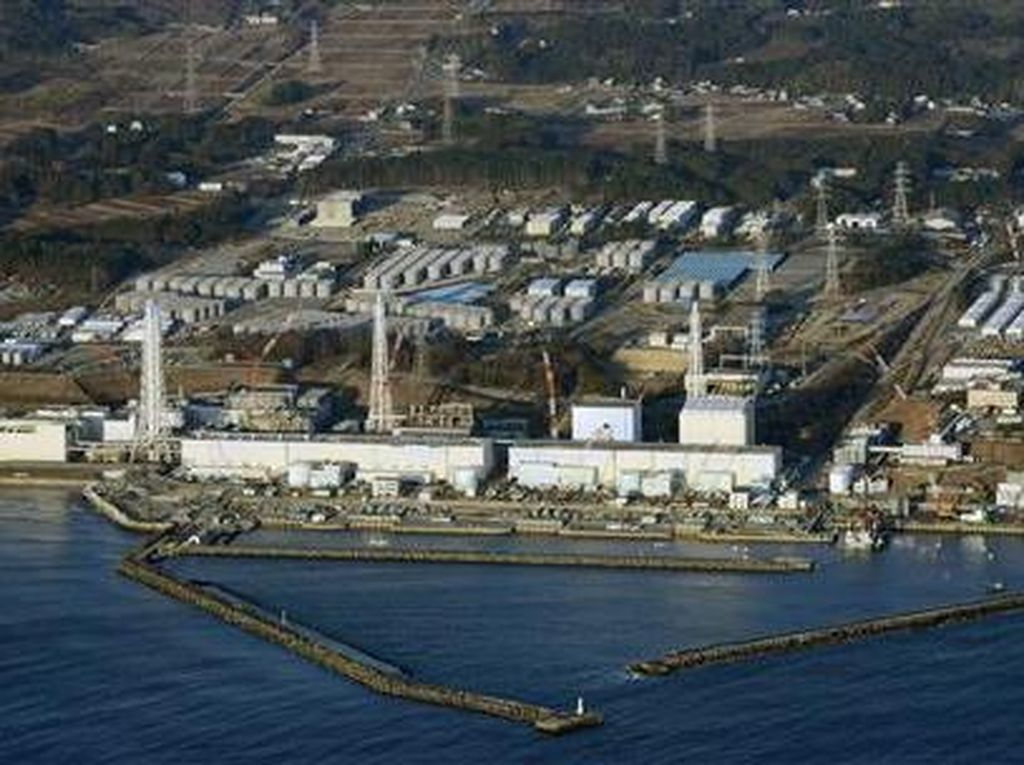Fukushima Diguncang Gempa 5,8 SR, Tak Berdampak ke Reaktor Nuklir