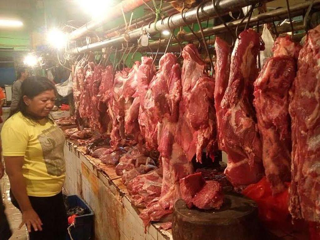 Darmin: Harga Daging Belum Turun, Tapi Stabil Tinggi