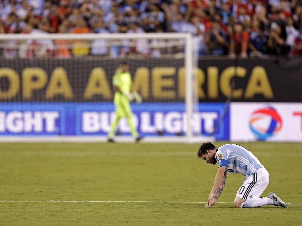 Musim Panas yang Amat Panas untuk Messi