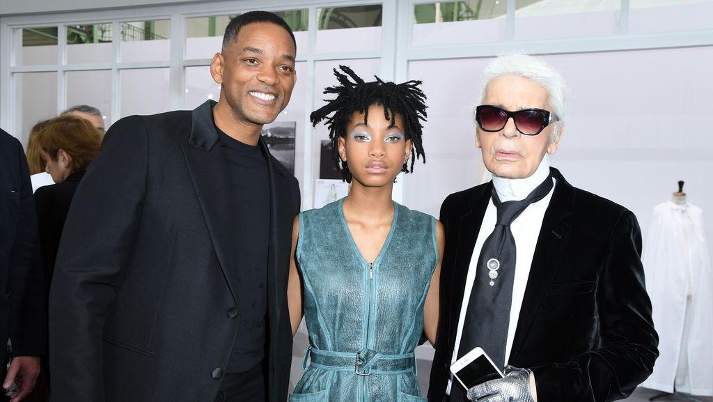 Misi Mulia Willow Smith Sebagai Brand Ambassador Chanel di Usia 15 Tahun