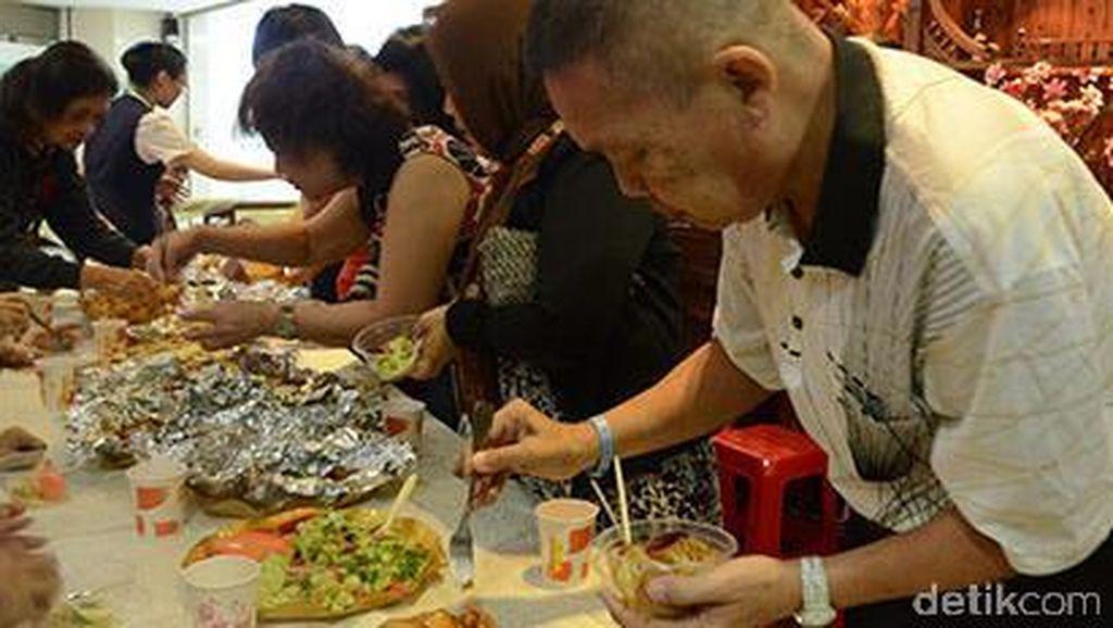 Meriahnya Perayaan Idul Fitri di Rumah Sakit Guangzhou