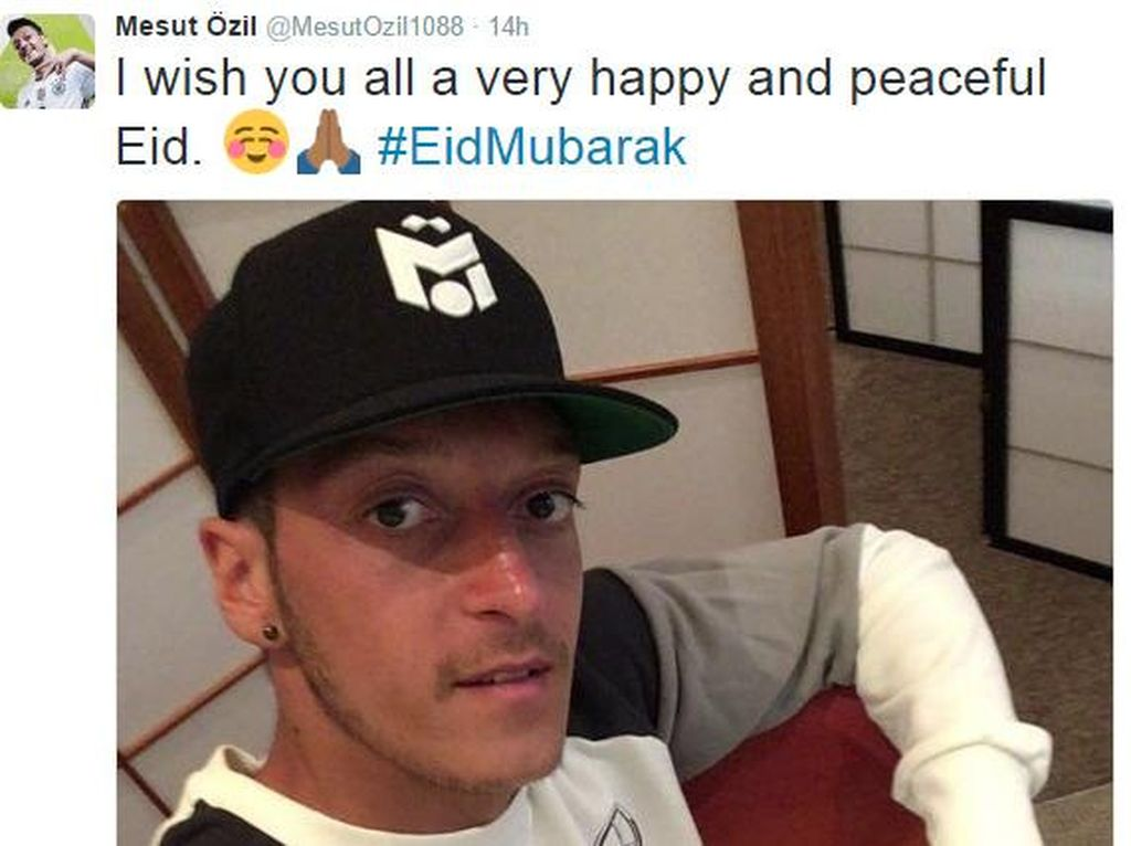 Eid Mubarak Puncaki Trending Topic Twitter