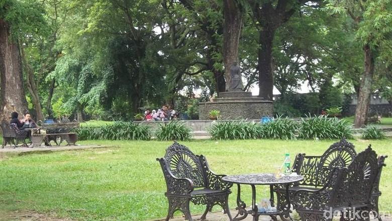 Taman Balekambang Solo (Rendy Adriyan Diningrat/dTraveler)