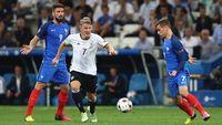 Pogba: Jerman Akan Balas Dendam ke Prancis