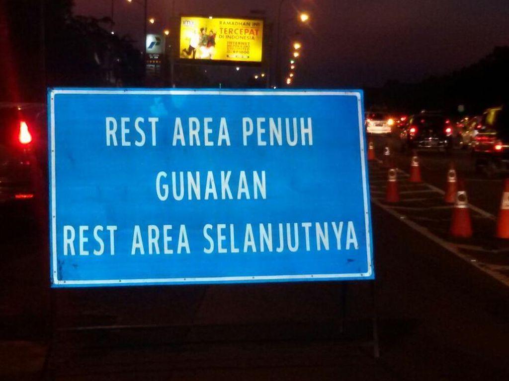Rest Area Jakarta-Cikampek Ini Bakal Ditutup, Pastikan BBM Anda Cukup