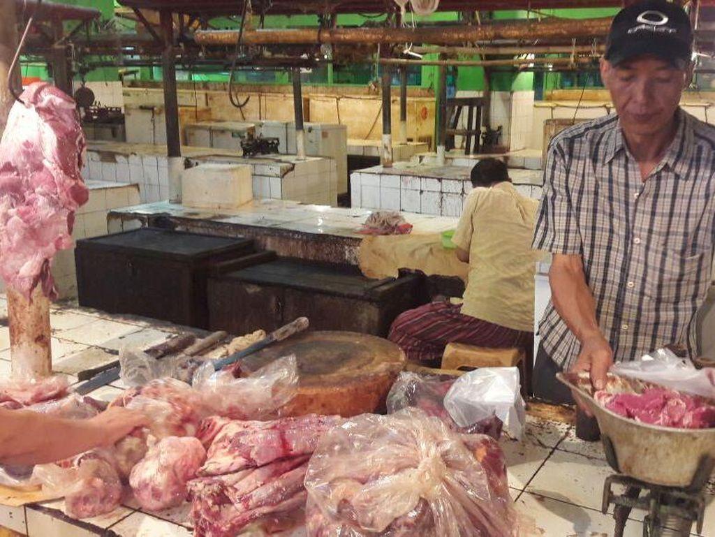 Jelang Natal dan Tahun Baru, Harga Daging Sapi Rp 130 Ribu/Kg