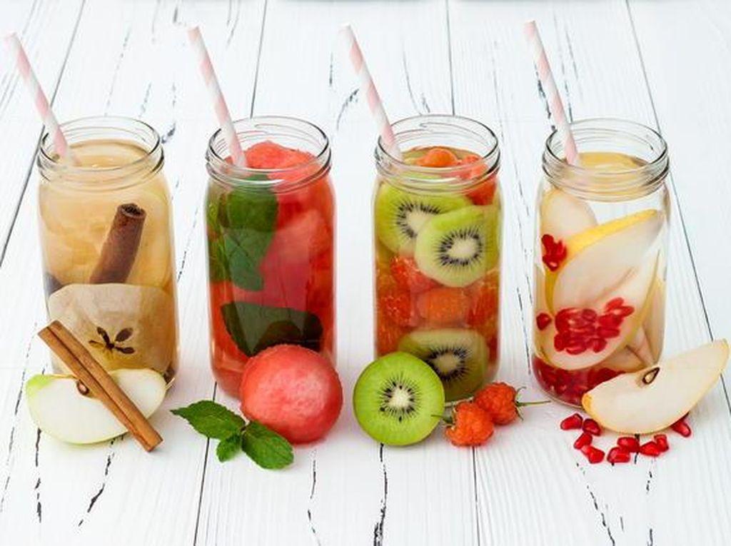 Minuman Detox untuk Perut Buncit, Buat yang Ingin Selalu Sehat