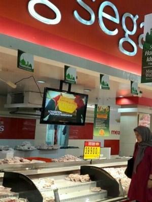 Promo Daging Ayam Segar di Transmart Carrefour