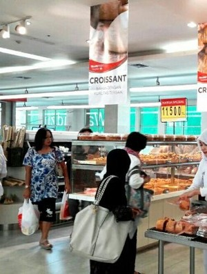 Promo Kue dan Roti di Transmart Carrefour
