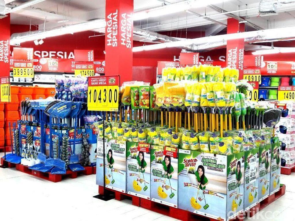 Transmart Carrefour Gelar Beragam Promo Kebersihan Rumah
