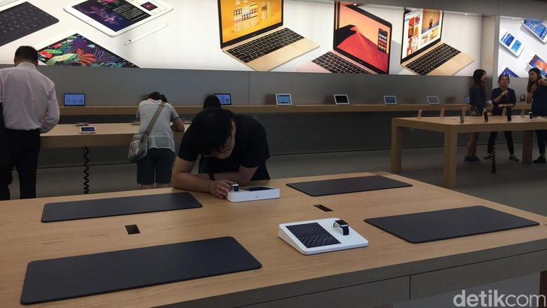 Apple Bangun Pusat Inovasi di BSD Rp 580 Miliar