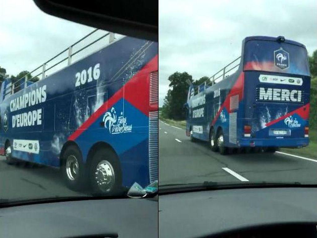 Polisi Prancis Cegat Bus dari Italia, Curigai Virus Corona